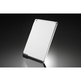 Spigen Skin Guard Leather iPad 3/4 wit
