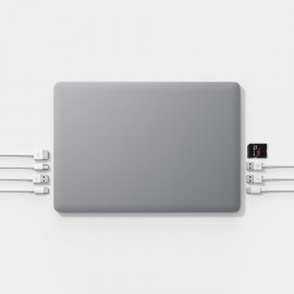 "Linedock 13"" + 20000mAh space gray"