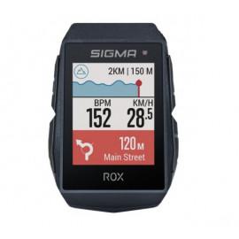Sigma ROX 11.1 GPS fietscomputer zwart + stuurhouder