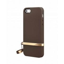 SwitchEasy Lanyard iPhone 5(S)/SE bruin