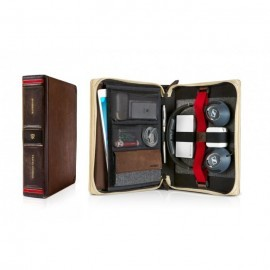 Twelve South BookBook Travel Journal voor iPad/MacBook