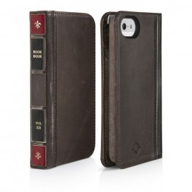 Twelve South BookBook iPhone 5(S)/SE bruin