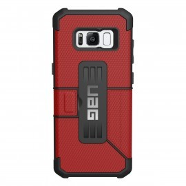 Urban Armor Gear Hard Case Samsung Galaxy S8 Metropolis rood