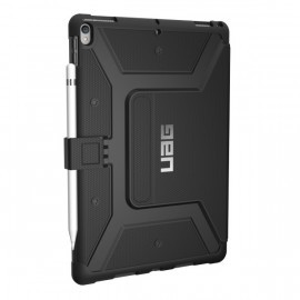 Urban Armor Gear case iPad Pro 10.5'' Metropolis zwart