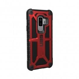 UAG Hard Case Galaxy S9 Plus Monarch rood / zwart