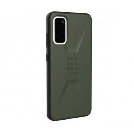 UAG Hard Case Civilian Galaxy S20 olijfgroen
