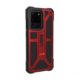 UAG Hard Case Monarch Galaxy S20 Ultra crimson rood