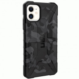 UAG Hard Case Pathfinder iPhone 11 forest zwart
