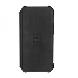UAG Metropolis Leather Hard Case iPhone 12 Mini zwart