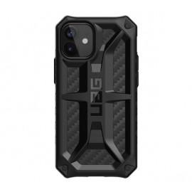 UAG Monarch Hard Case iPhone 12 Mini carbon fibre