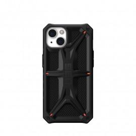 UAG Monarch Kevlar Hardcase iPhone 13 zwart