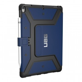 Urban Armor Gear case iPad Pro 10.5'' Metropolis blauw