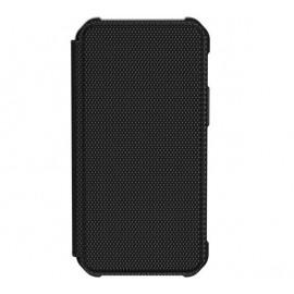 UAG Metropolis Kevlar Hard Case iPhone 12 Mini zwart