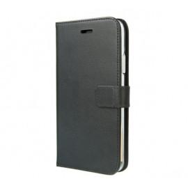 Valenta Booklet Leather Gel Skin iPhone 11 Pro Max zwart