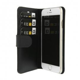 Valenta Booklet wallet case classic iPhone 6(S) zwart