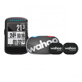 Wahoo Fitness ELEMNT BOLT Stealth & TICKR Stealth, RPM Bundel