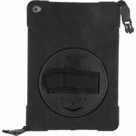 Xccess AirStrap case met handvat en schouderriem iPad 2017 / 2018 Zwart