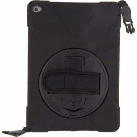 Xccess AirStrap case met handvat en schouderriem iPad Air 1 zwart