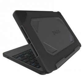ZAGG iPad Pro 9.7 Bluetooth Keyboard Rugged Folio Case QWERTY zwart