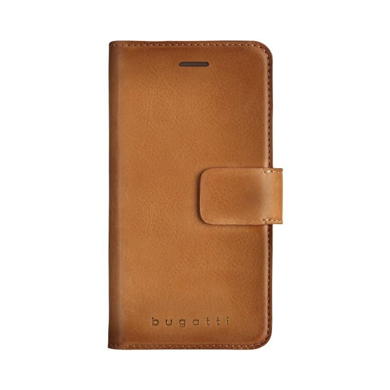Bugatti Booklet case Zurigo iPhone X / XS bruin