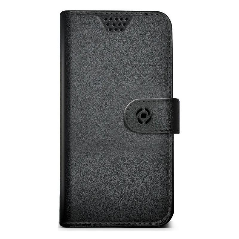 Celly Wally Unica Universal Folio Case M Black