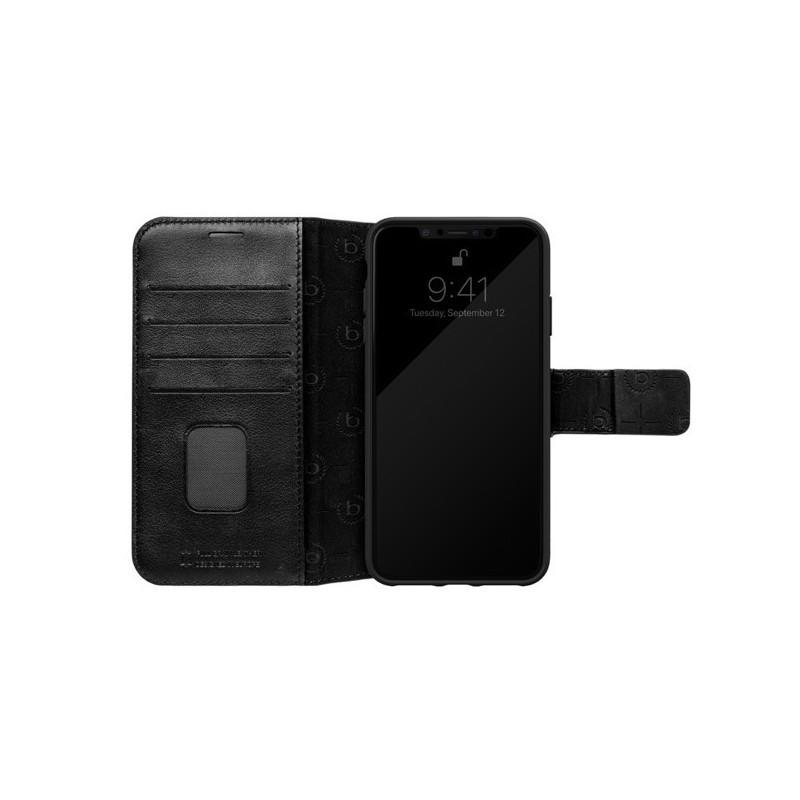 Bugatti Zurigo Wallet case  iPhone XS Max zwart