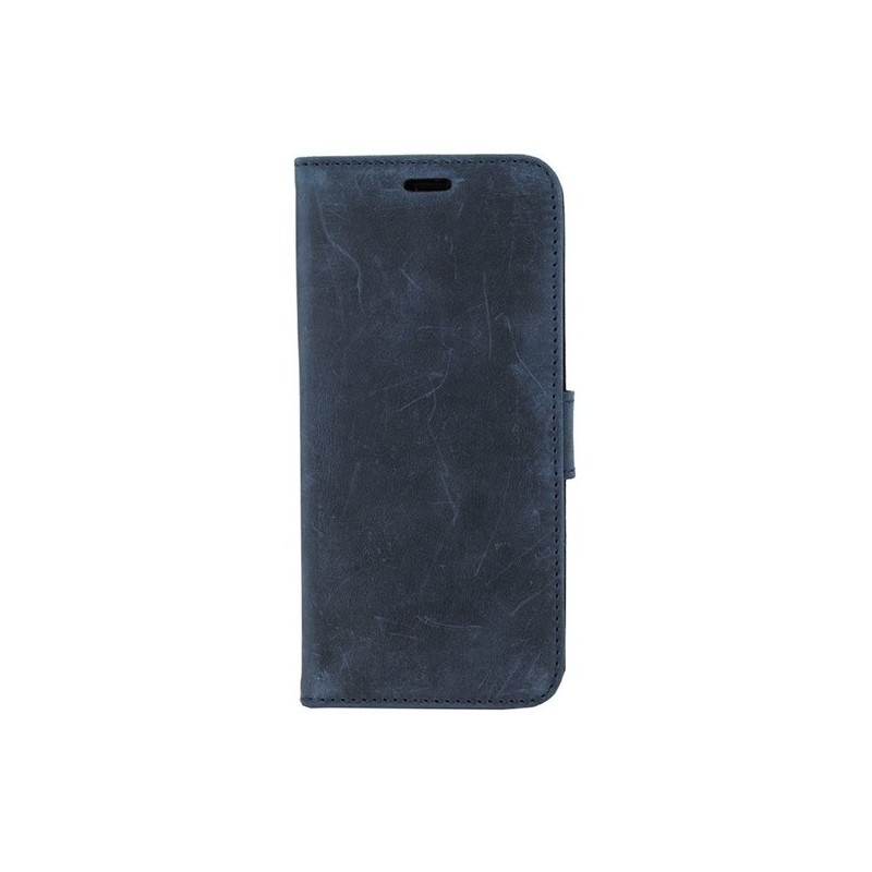 Valenta Booklet Classic Luxe Vintage Galaxy S9 blauw