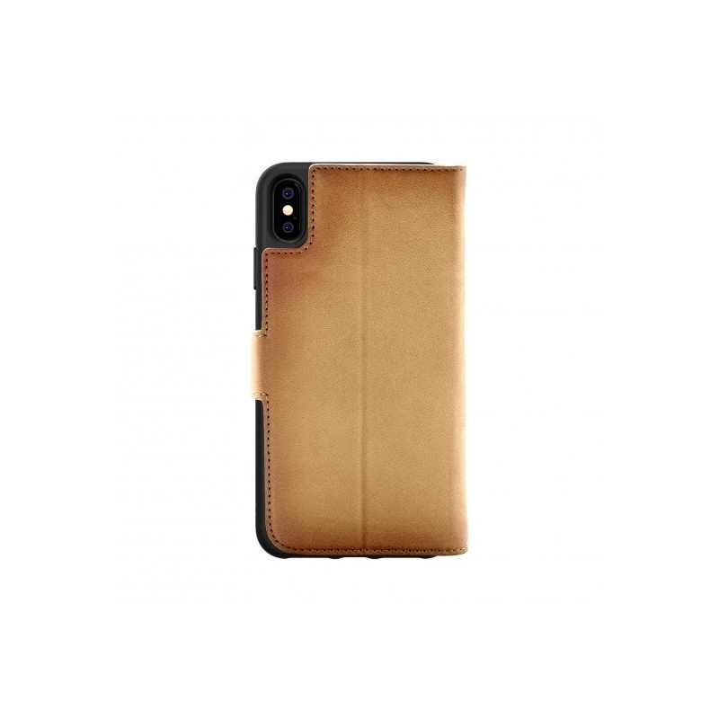 Bugatti Zurigo Wallet case iPhone XS Max bruin