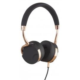 Kitsound Milano On-Ear Headphone Rose Gold