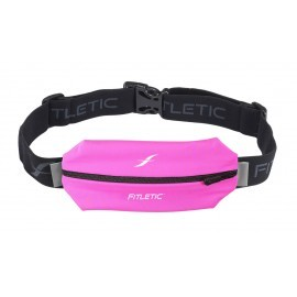 Fitletic Lycra Mini Sport Belt Pink