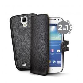 AMBO Galaxy S4 Mini Magnetic Folio Black