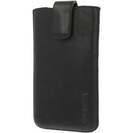 Valenta Leather Pocket Lucca Black XXLarge
