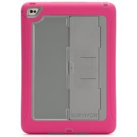 Griffin Survivor Slim iPad Air 2 Pink Grey