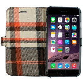 iMoshion Moyland Book Case iPhone 6 / 6S Brown