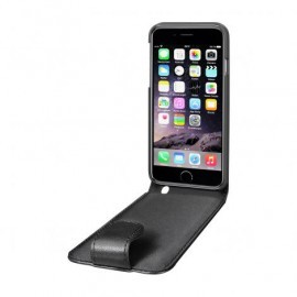 SeeJacket Leather Flip iPhone 6 / 6S Black
