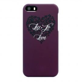Heart iPhone 5 / 5S Hardcase Pink