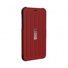 UAG Hard Case iPhone XR Metropolis Magma rood