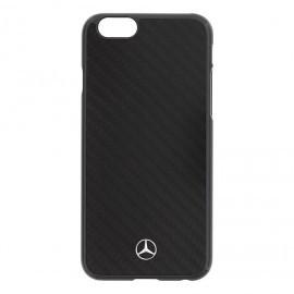 Mercedes Real Carbon iPhone 6 / 6S Hardcase Black