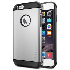 Spigen Slim Armor iPhone 6(S) Satin Silver