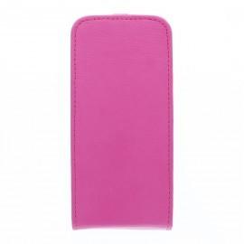Eco iPhone 5 / 5S Flip Case Fuchsia