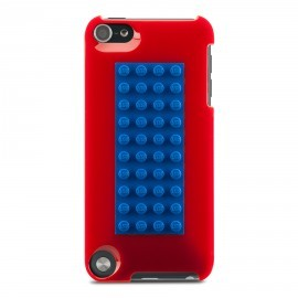 Lego Builder Case iPod Touch 5G Bright Red