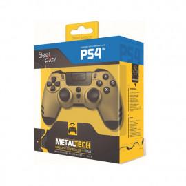 Steelplay MetalTech Wireless Controller goud
