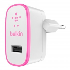 Wall Charger 2.1A Pink