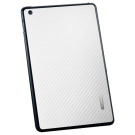Spigen Skin Guard Carbon iPad mini 1/2/3 wit