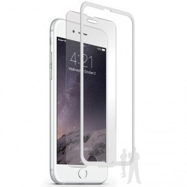 Pure Glass Crown iPhone 6 / 6S Screen Protector White