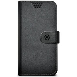 Celly Wally Unica Universal Folio Case M Black