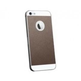 Skin Guard iPhone 5 / 5S Leather Brown (