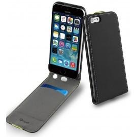 Muvit Slim Case iPhone 6 / 6S Black/Dark Grey