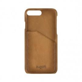 Bugatti Pocket Snap Londra iPhone 7 / 8 Plus bruin