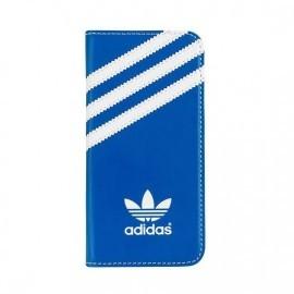 Adidas Booklet case iPhone 5(S)/SE blauw